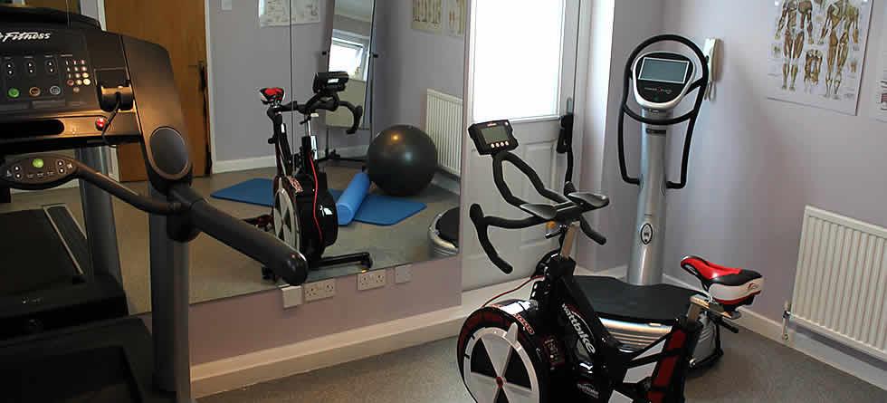 Rehabilitation Suite